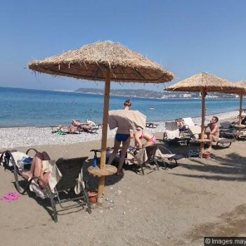 Avra Beach Rhodes Beaches