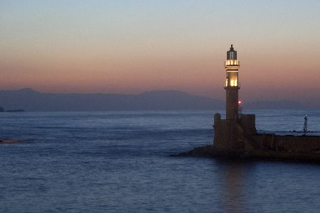 Lighthouse Chania