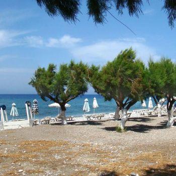 Kremasti Beach Rhodes Beaches
