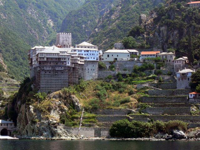 Dionysiou Monastery Athos