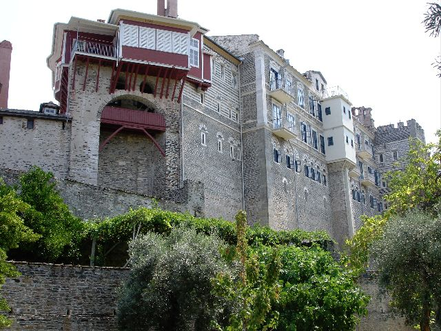 Vatopedi Monastery Athos
