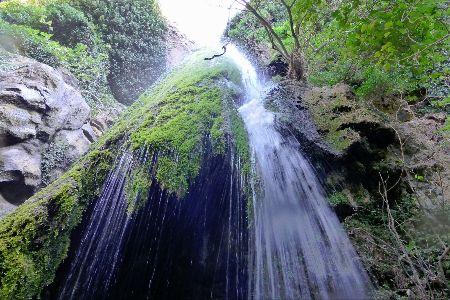 Waterfall of Milona