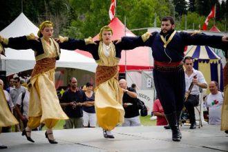 Greek Folk Dance