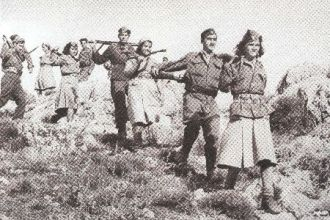 Soldiers WW2