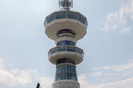 Thessaloniki OTE Tower