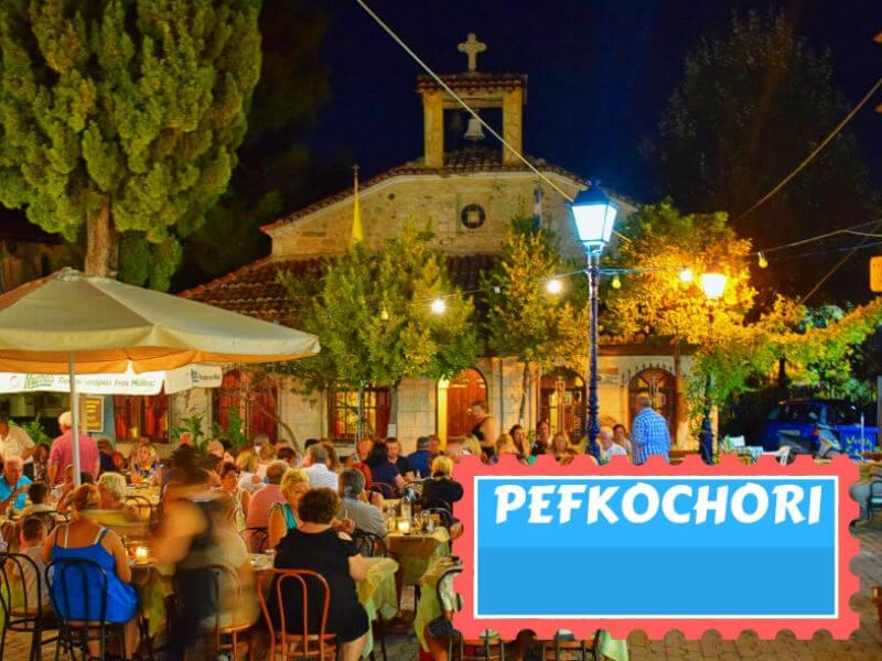Pefkochori - Pefkohori