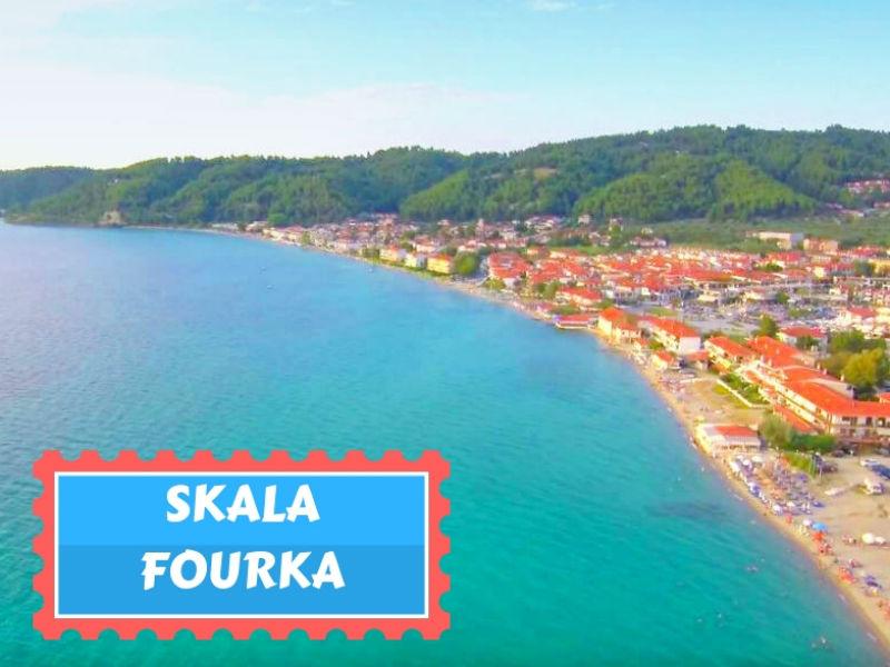 Skala Fourka