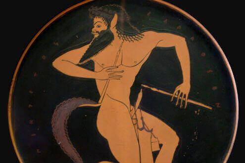 Satyros - σάτυρος - Faun