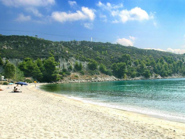 Agios Ioannis Beach Sithonia Halkidiki