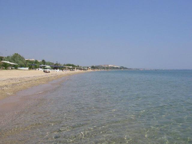 Dionisiou Beach Kassandra Halkidiki