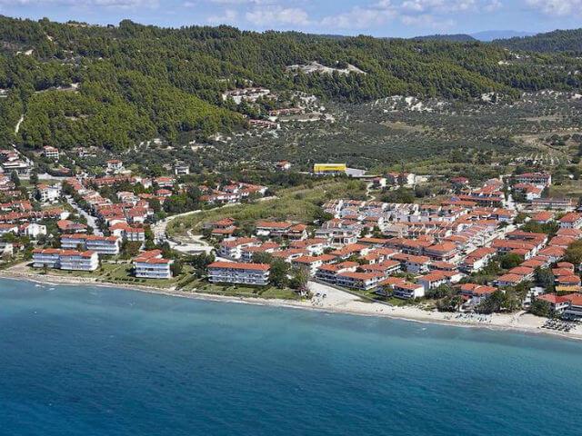 Fourka Beach Kassandra Halkidiki