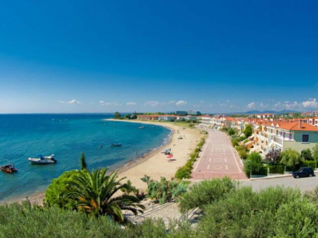 Gerakini Beach Sithonia Halkidiki