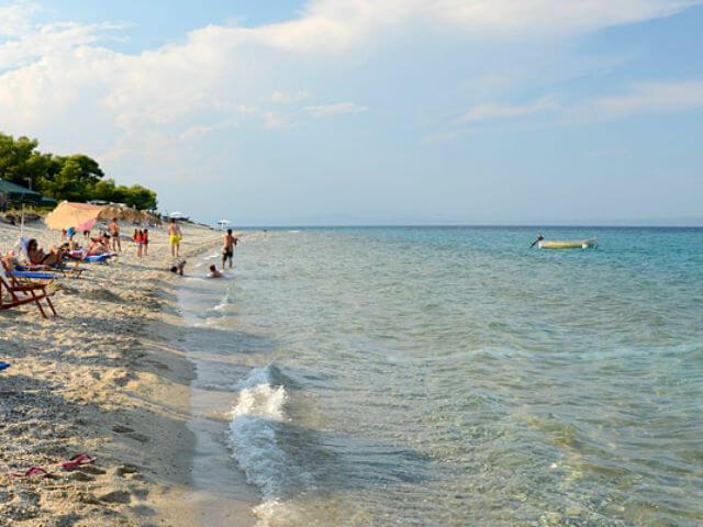 Golden Beach Sithonia Halkidiki