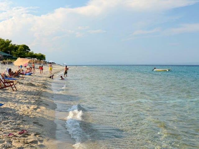 Golden Beach Kassandra Halkidiki