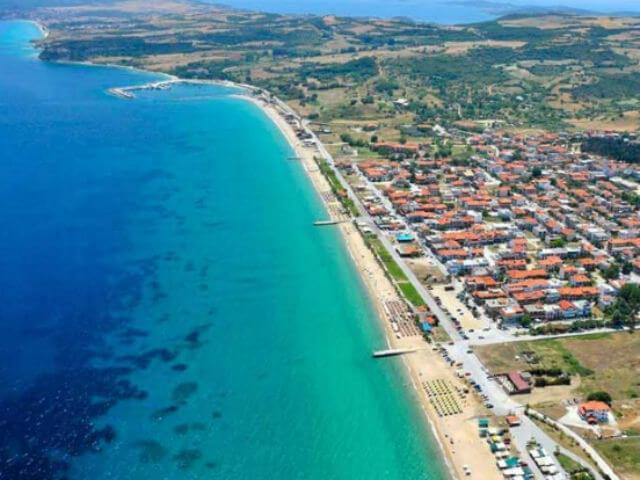 Jerisos Beach Athos Halkidiki