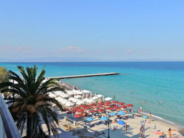 Kalithea Beach Kassandra Halkidiki