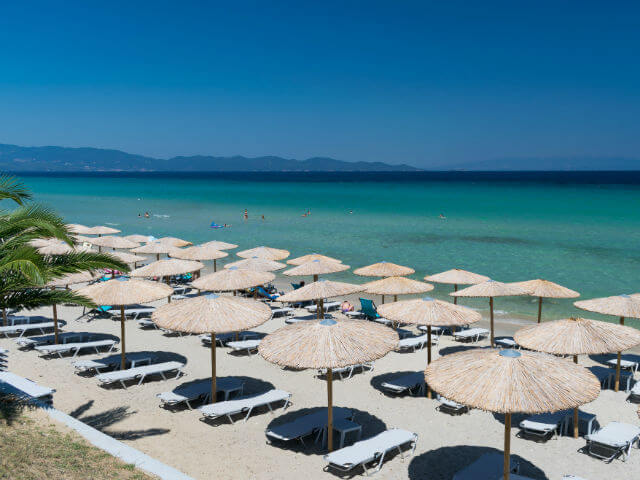 Legend Beach Athos Halkidiki