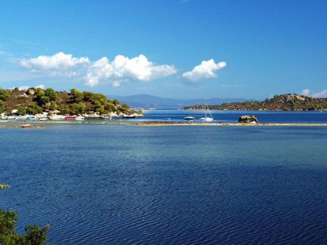 Livari Beach Sithonia Halkidiki