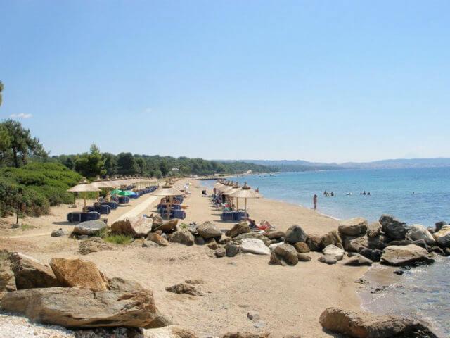 Metamorfosi Beach Sithonia Halkidiki