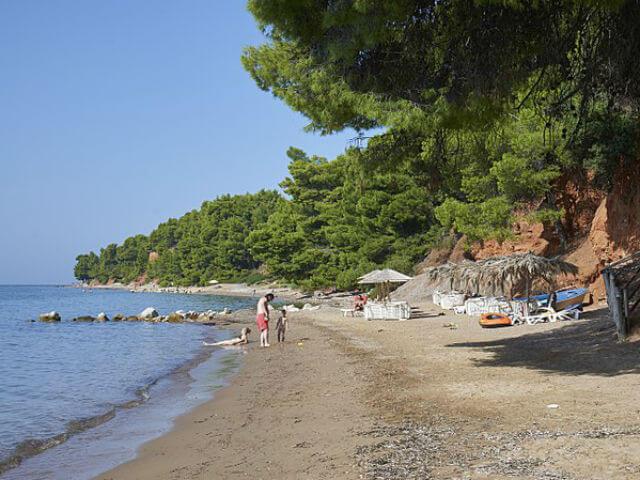 Nikiti Beach Sithonia Halkidiki