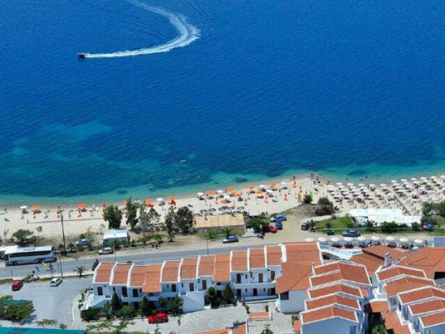 Ouranopolis Beach Athos Halkidiki