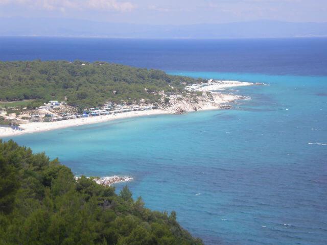 Platanitsi Beach Sithonia Halkidiki