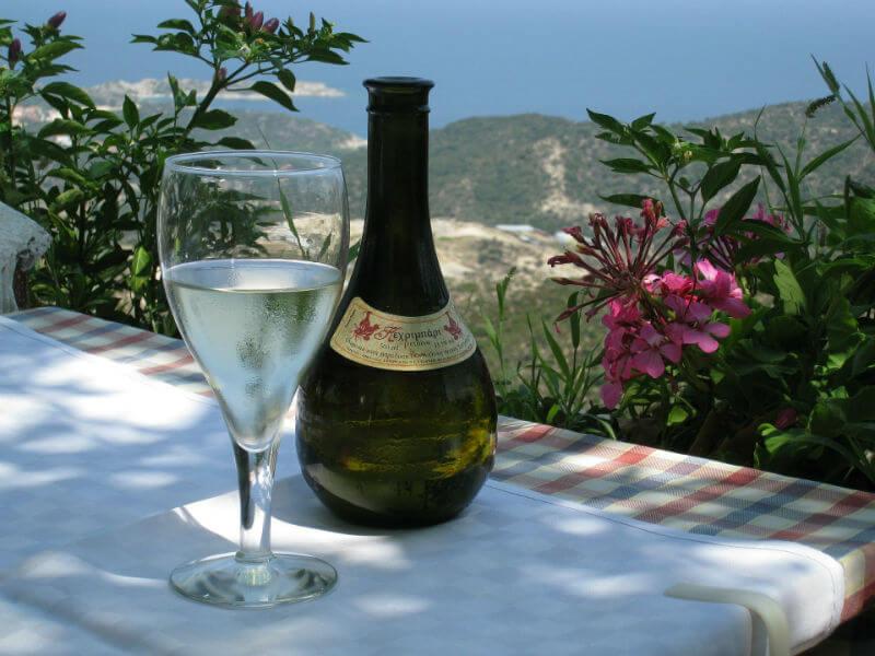 Greek Wines | Greek wine god | Greek wine goddess | Greek white wine | Greek wines Santorini | Greek wine Retsina