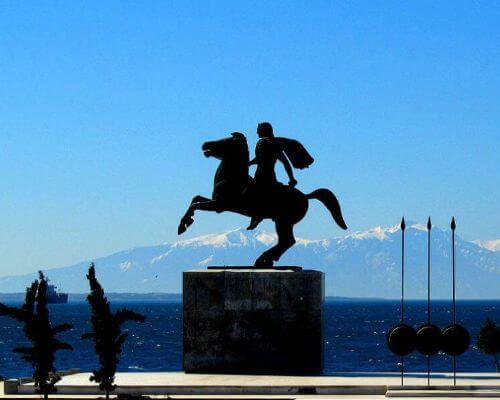 Alexander the Great | Thessaloniki