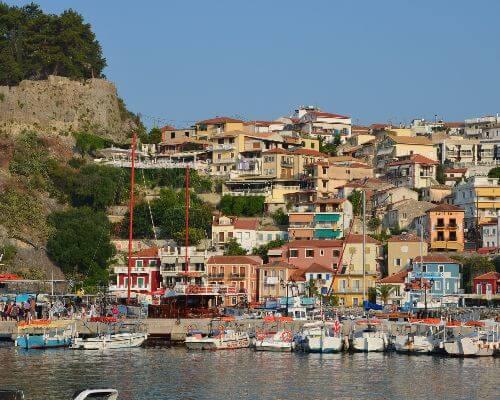 Parga | | Western Greece | Epirus