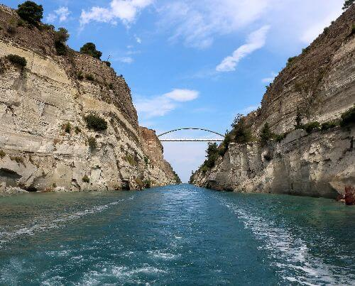 Corinth | Corinth canal | Ancient Corinth | Acrocorinth | Isthmus of Corinth| Athens to Corinth | Corinth Greece | Peloponnese