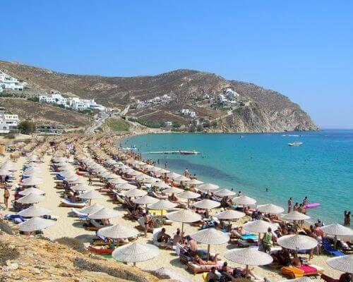 Elias beach