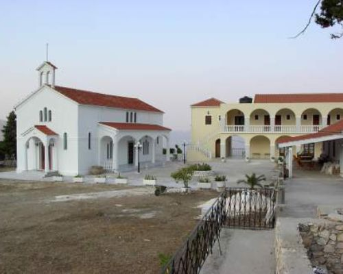 Monastery of Virgin Mary of Themata