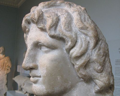 Alexander the Great-British Museum