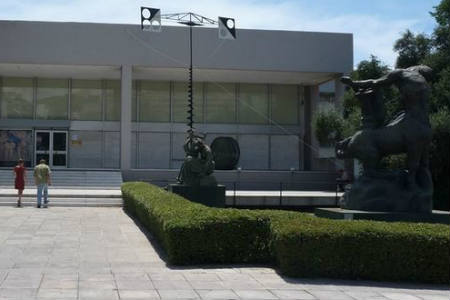 The National Gallery - Alexandros Soutzos Museum