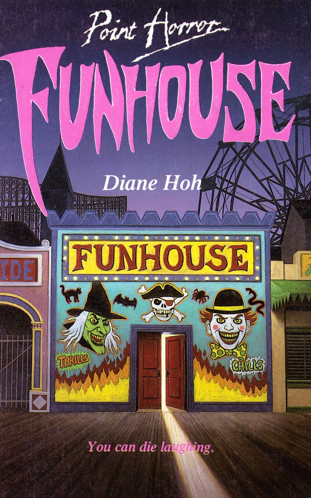 Image result for funhouse diane hoh
