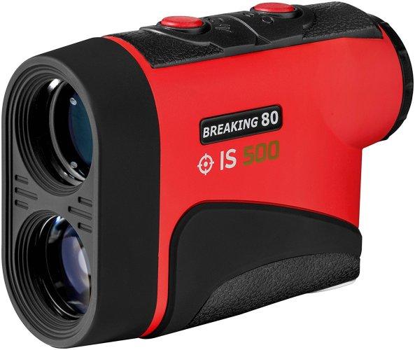 Breaking 80 IS500 Golf Laser Rangefinder