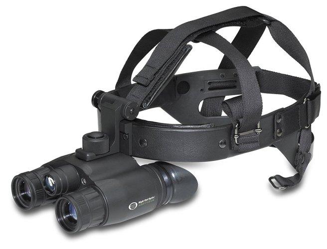 10. The Night Owl Tactical Series G1 Night Vision Binocular Goggles