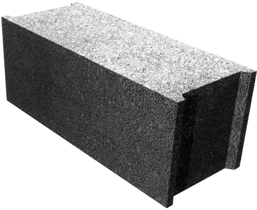 Alkern Bloc Beton Plein B80 500x150x200 Mm Point P