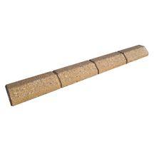 Pierres De L Est Marche Bloc Granit Gris Scie Flamme 100x35x15 Cm Point P