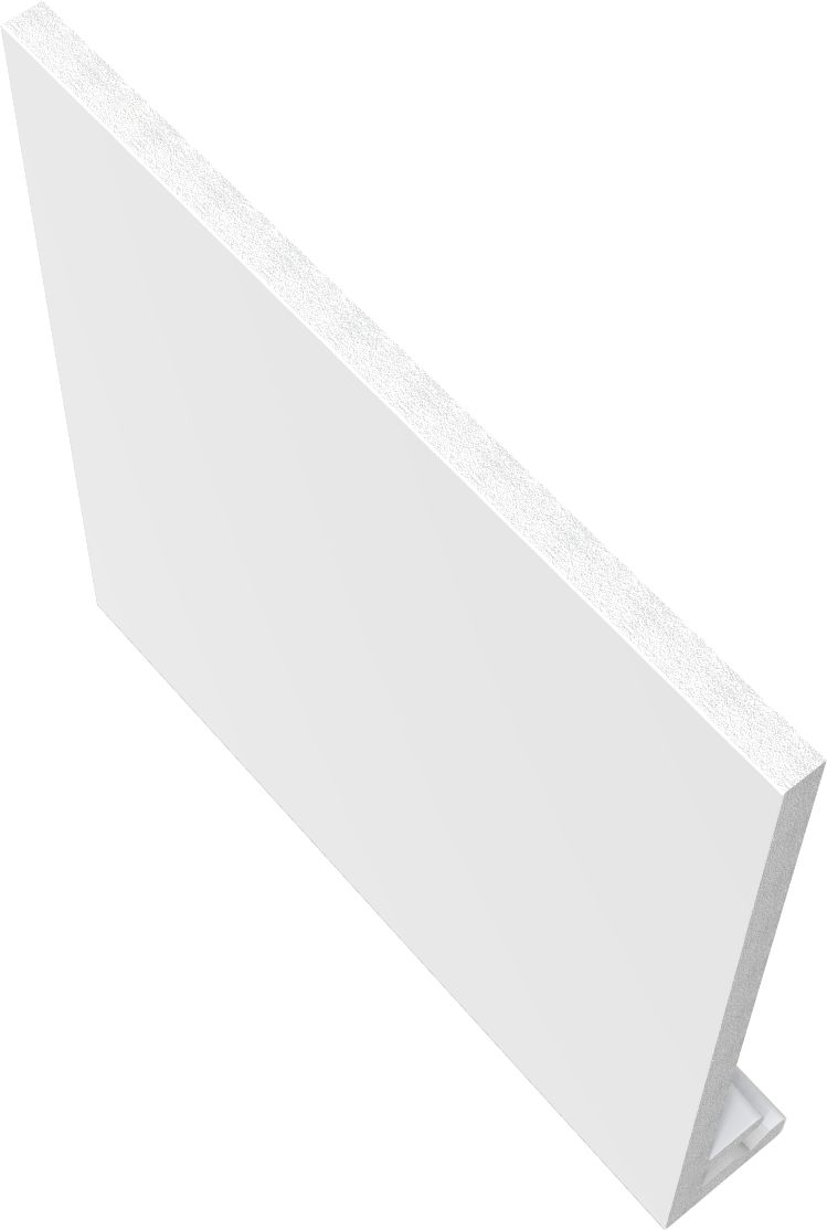 Freefoam Plastics Planche De Rive Equerre F Pvc Blanc L 5 M L 175 Mm Ep 9 Mm Point P