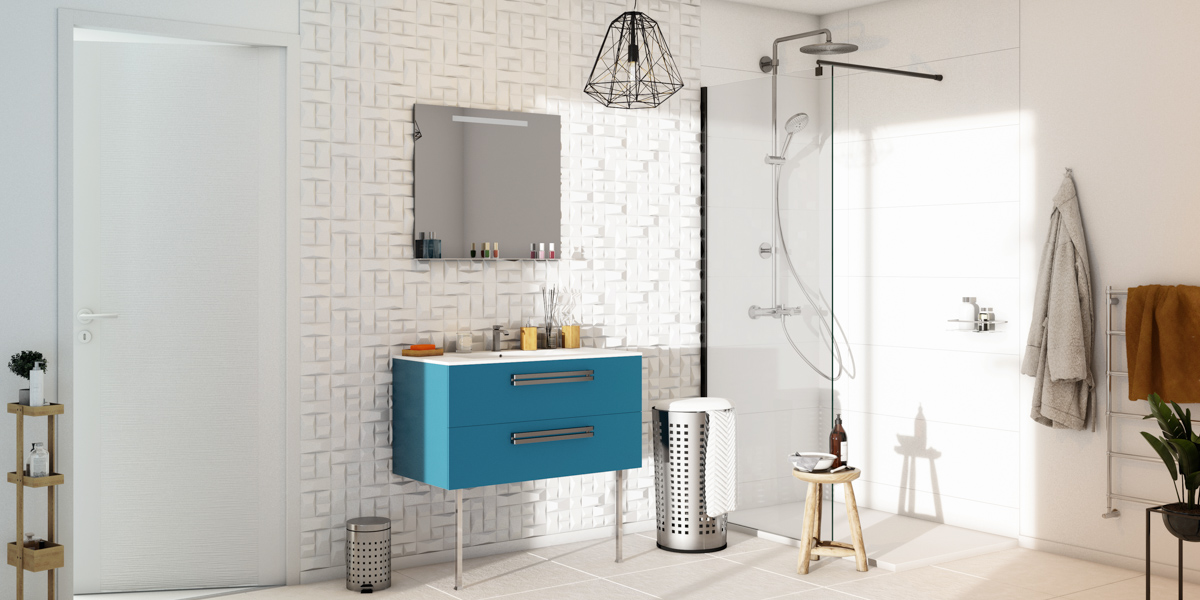 salle de bain moderne design point p