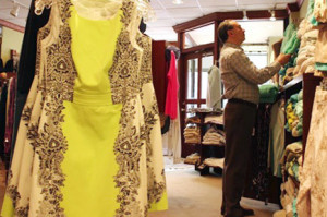Carabella boutique in Oakmont. Photo: Ryan Pearson | Point Park News Service