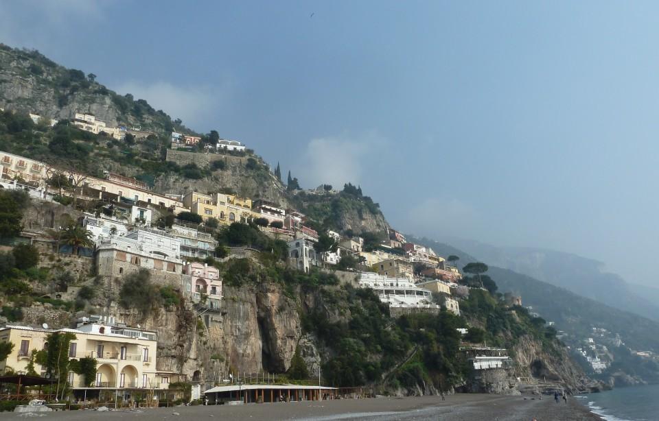 Positano, Italy, View from Villa Mary, Positano Luxury hotels, Positano Beach