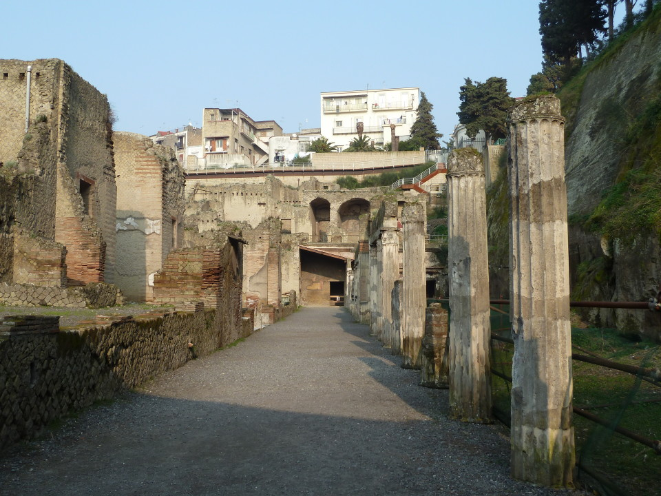 Italy, From Rome to Positano, the Amalfi Coast, Herculaneum