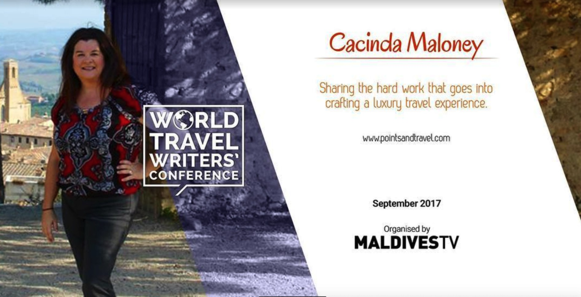 WTWC - Dr. Cacinda Maloney of PointsandTravel