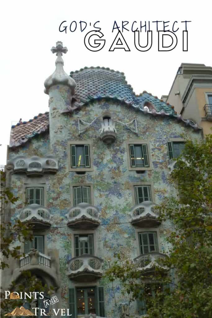Come along with me to meet God's architect: Gaudi, Barcelona Artist, Casa Batllo