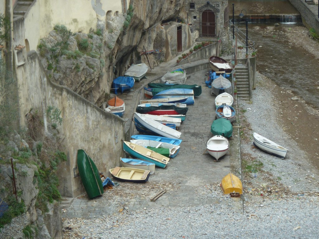 Furore, Italy, Furore Beach