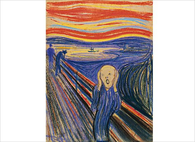Edvard Munch's THE SCREAM, Things to do in Norway, Norway winter