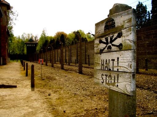 Concentration Camp - Auschwitz, Poland
