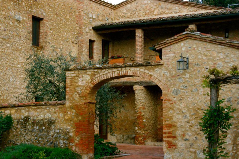 Villa Pipistrelli, Montestigliano, Tuscany, Italy